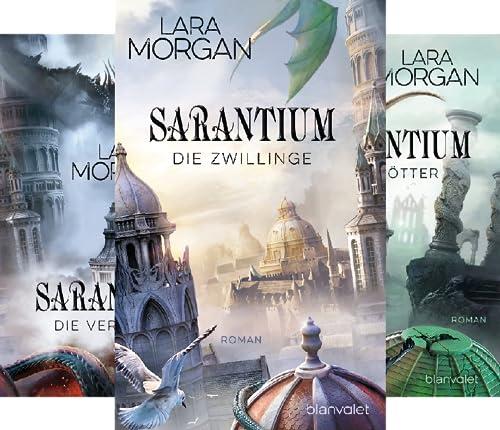 Sarantium (Reihe in 3 Bänden)