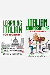 Learning Italian (2 Book Series) Kindle Edition