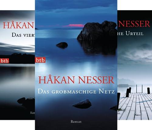 Die Van-Veeteren-Krimis (Reihe in 10 Bänden)