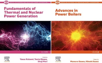 JSME Series in Thermal and Nuclear Power Generation (2 Book Series)