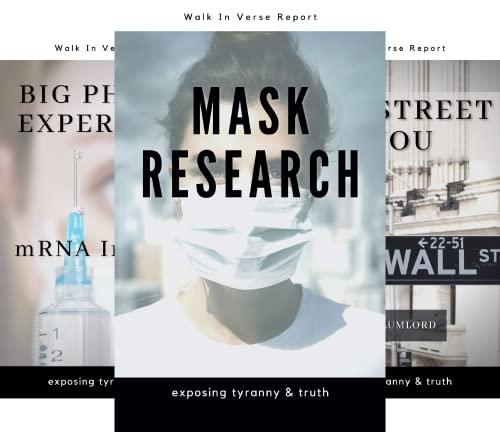 Walk In Verse Reports (4 Book Series)