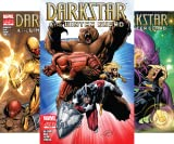 Darkstar and the Winter Guard (2010) (3 Book Series)