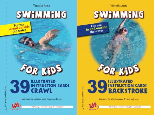 Illustrated instruction cards (2 Book Series)