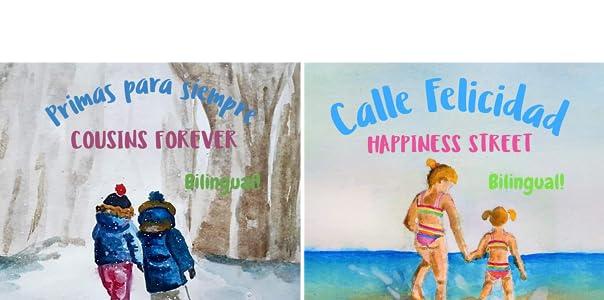 Spanish Bilingual Books - Fostering Creativity in Kids