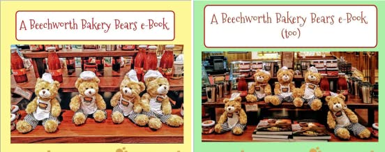 The Beechworth Bakery Bears (2 Book Series)