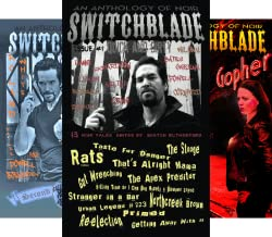 Switchblade Volume One (12 Book Series)