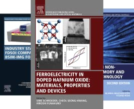 Woodhead Publishing Series in Electronic and Optical Materials (51-81) (31 Book Series)