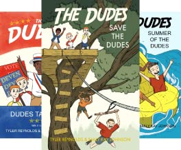 The Dudes Adventure Chronicles (5 Book Series)