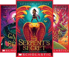 Kiranmala and the Kingdom Beyond (3 Book Series)