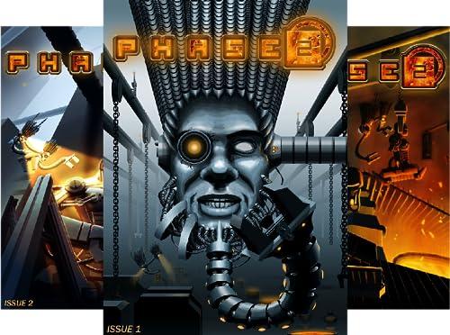 Phase 2 Magazine (6 Book Series)