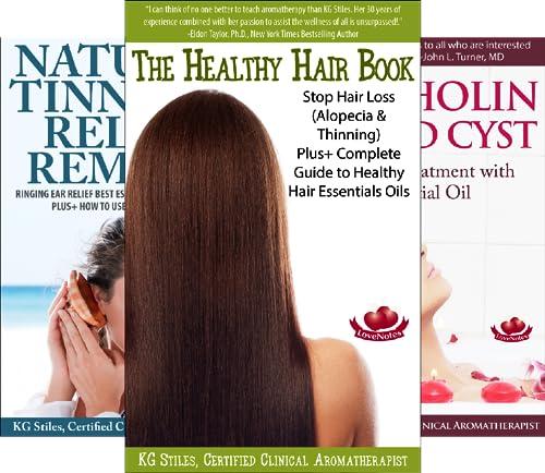 Essential Oil Wellness (13 Book Series)