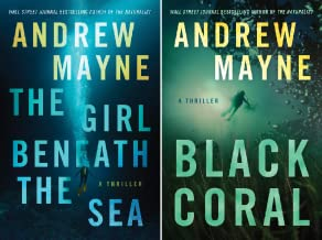 Underwater Investigation Unit (2 Book Series)
