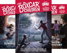 The Boxcar Children Mysteries (49 Book Series)