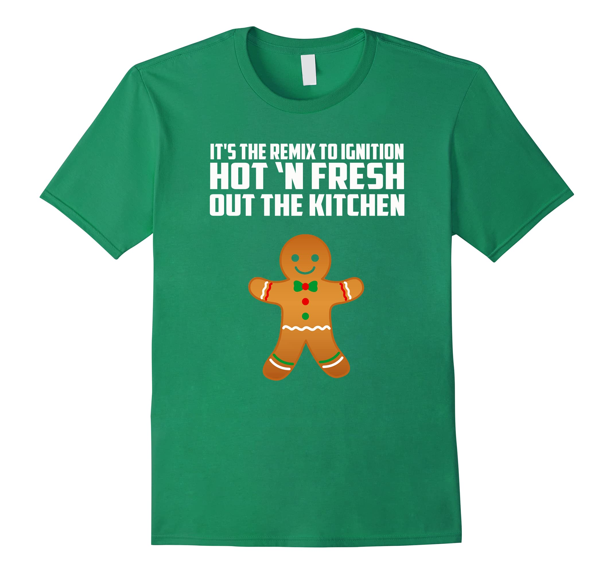 It\'s the remix to ignition Hot \'n fresh Out the kitchen tee-RT ...