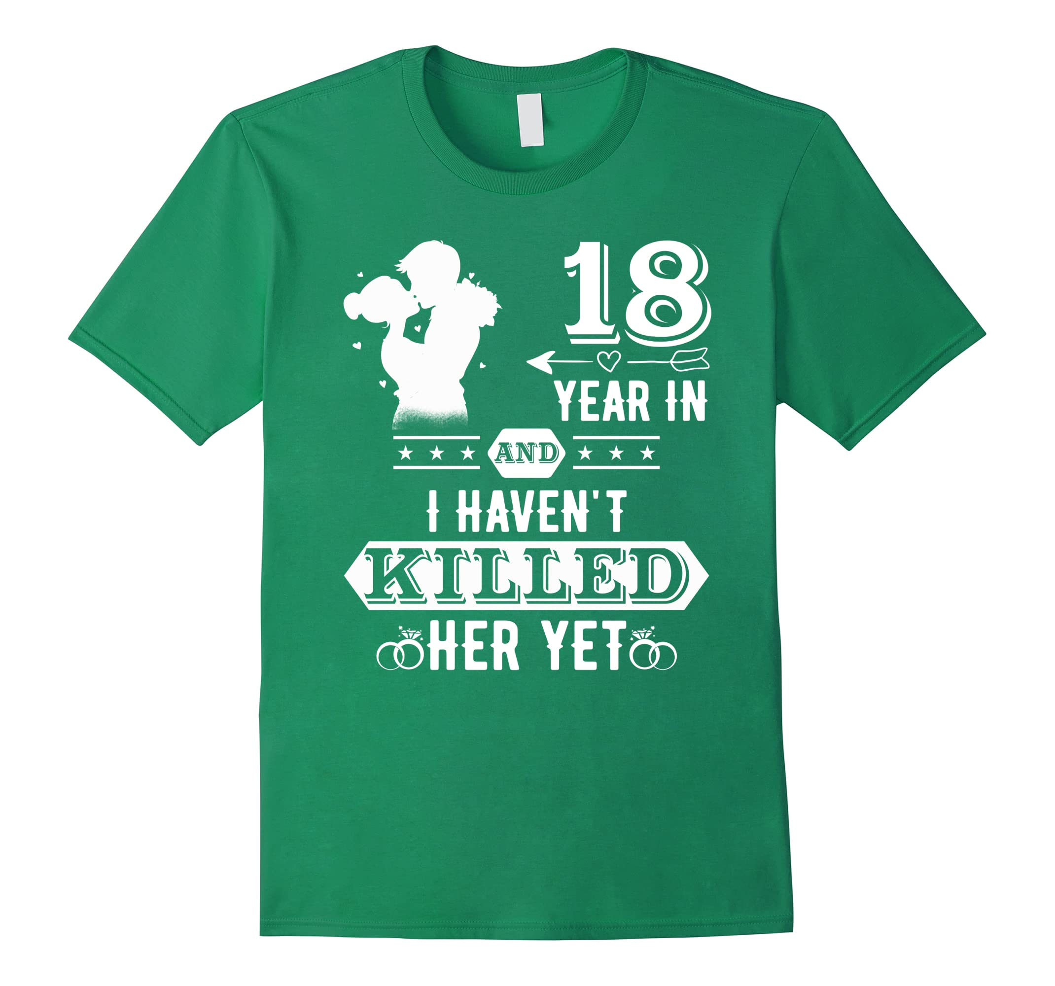Gifts For 18th Wedding Anniversary: Couple T Shirts. 18th Wedding Anniversary Gifts For