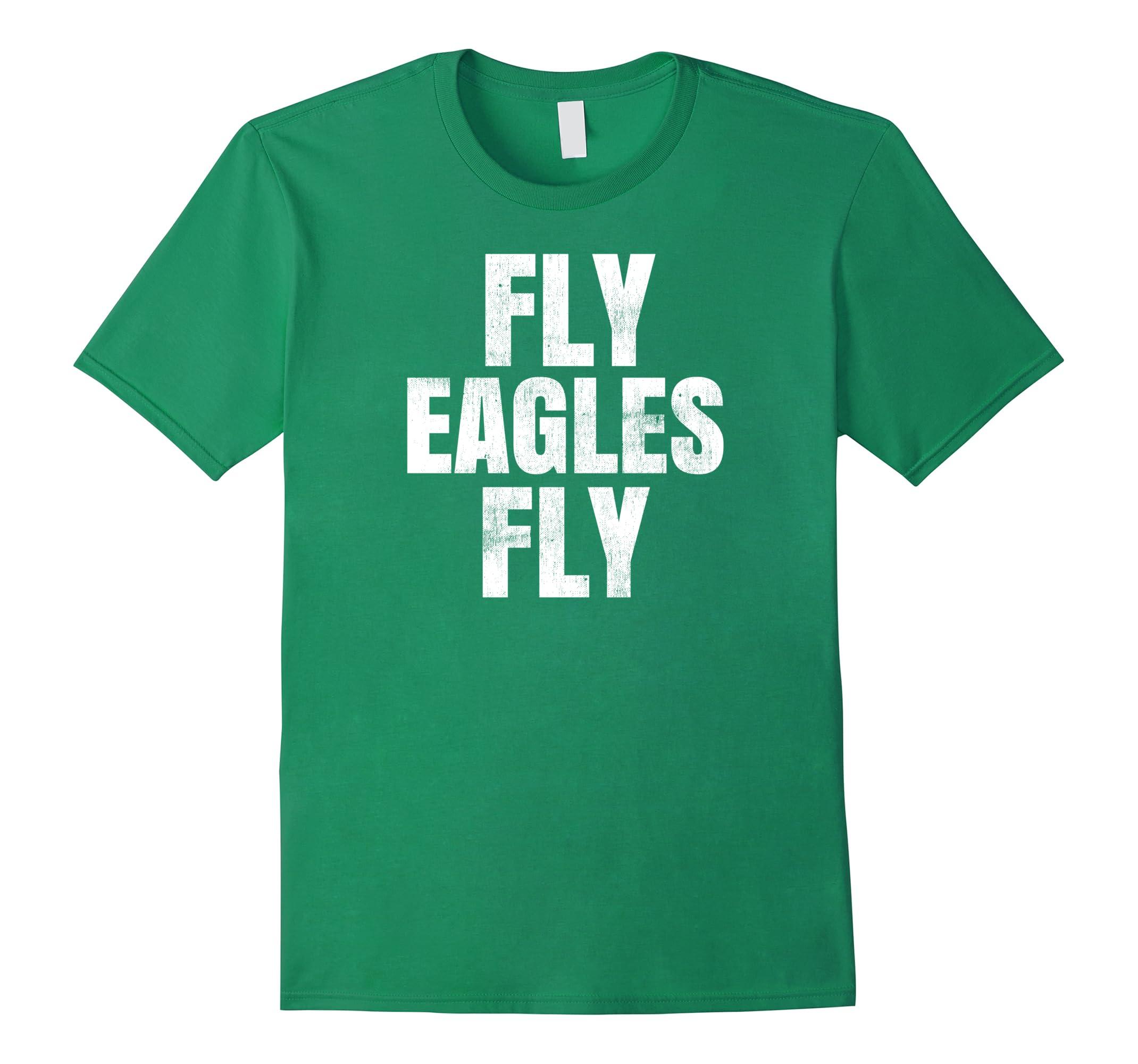 Fly eagles fly t shirt flying eagles tshirt women men for Eagles t shirt womens