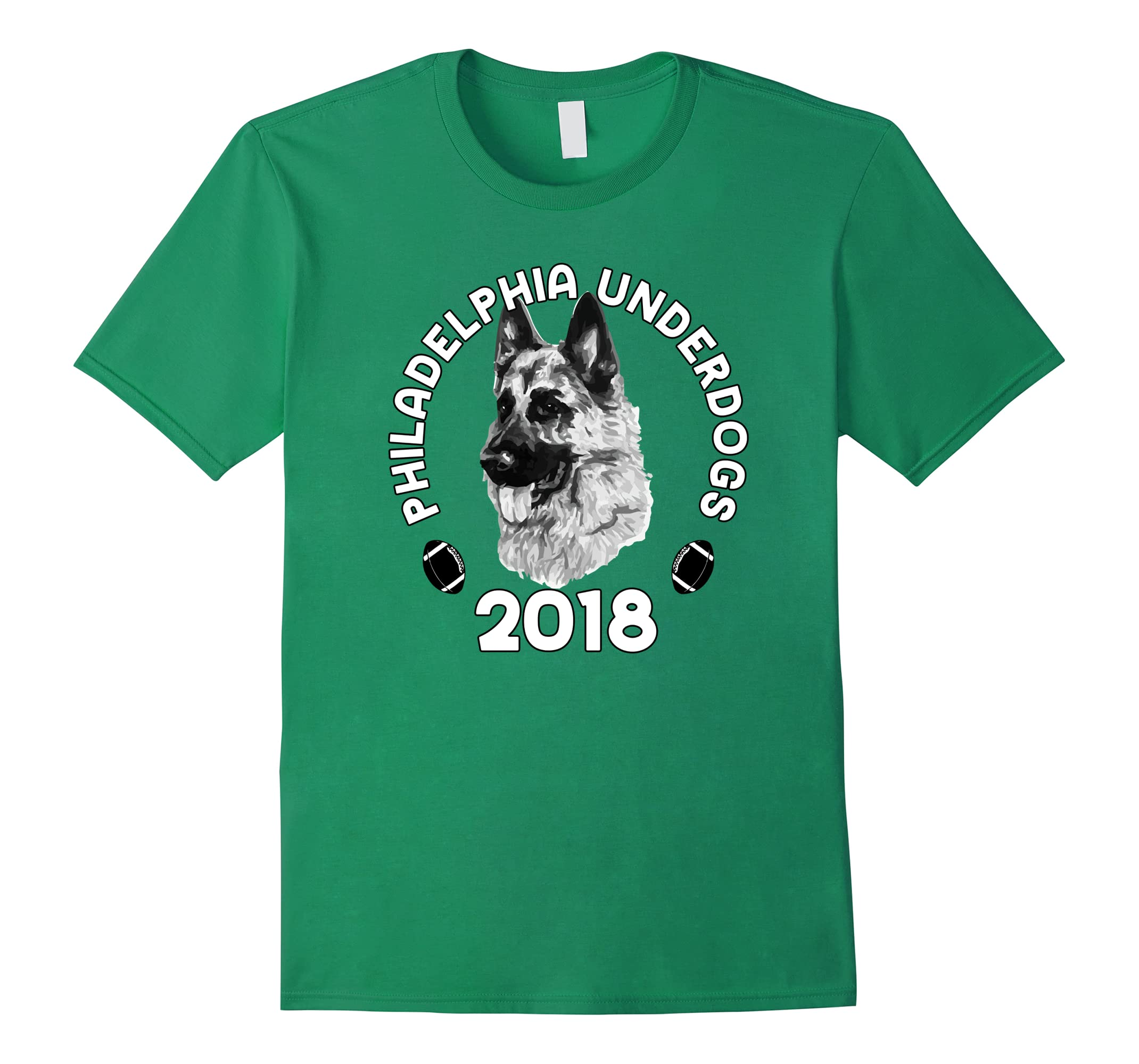Philadelphia Underdogs 2018 Funny T-Shirt-ah my shirt one gift