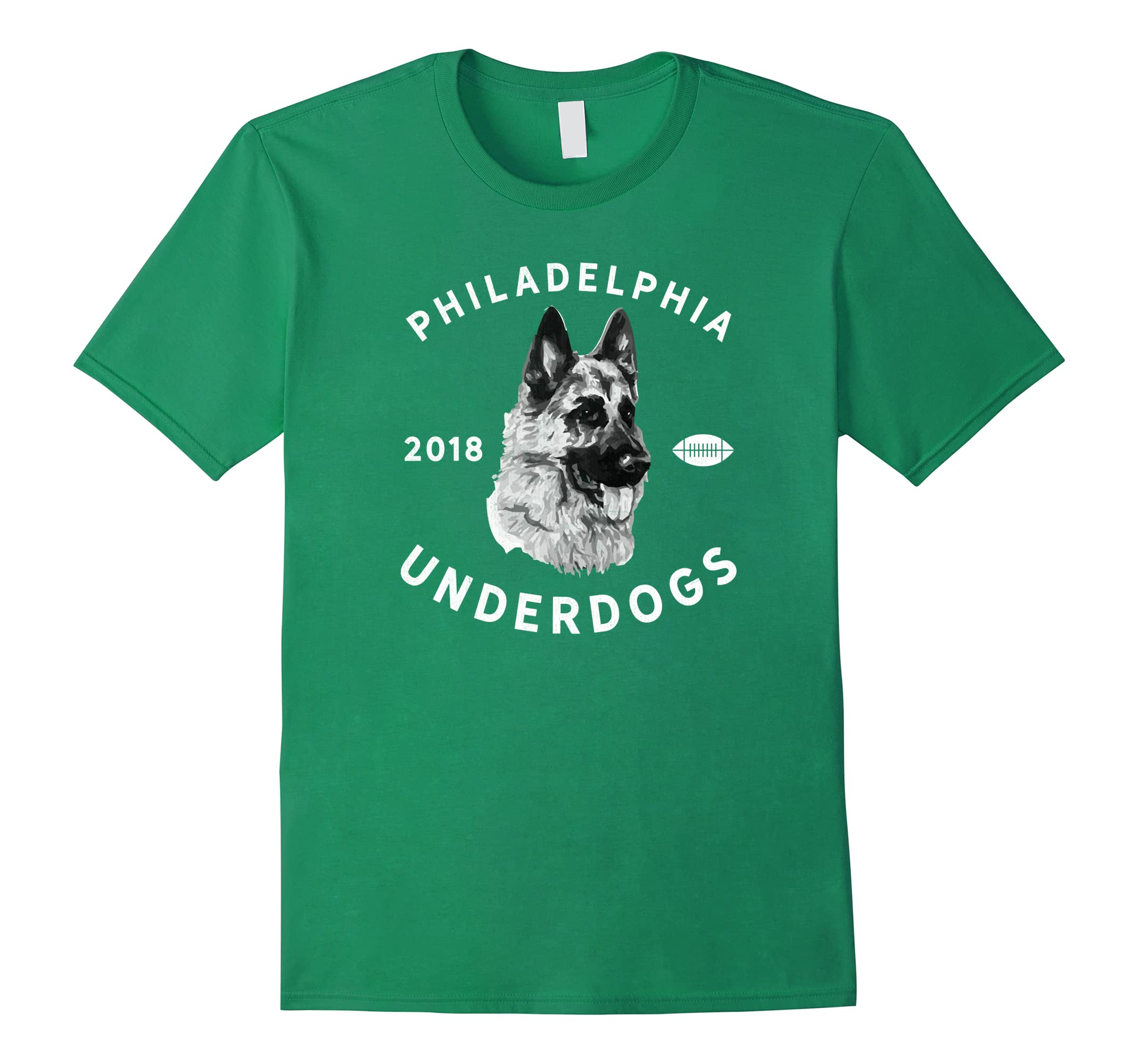 Distressed Novelty Philadelphia Underdogs Game Day T-Shirt-ah my shirt one gift