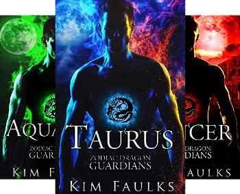 Zodiac Dragon Guardians  11 Book Series