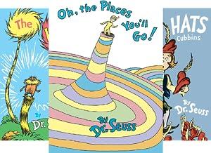 Classic Seuss (22 Book Series)
