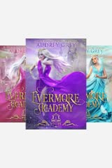 Evermore Academy (3 Book Series) Kindle Edition