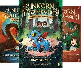 The Unicorn Rescue Society (4 Book Series)