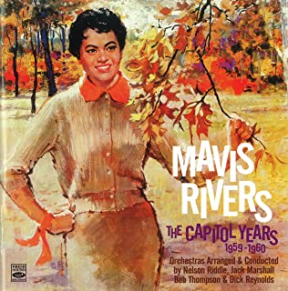 THE COMPLETE CAPITOL YEARS 1959 - 1960 - TAKE A NUMBER / HOORAY FOR LOVE / MAVIS RIVERS SINGS ABOUT THE SIMPLE LIFE / PORTS OF PARADISE(2CD)