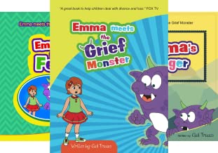 Emma and the Grief Monster (8 Book Series)