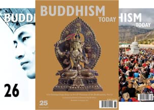 Buddhism Today (21 Book Series)