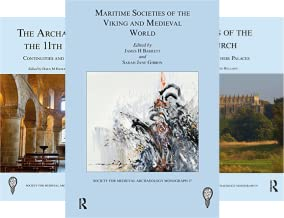 The Society for Medieval Archaeology Monographs (23 Book Series)