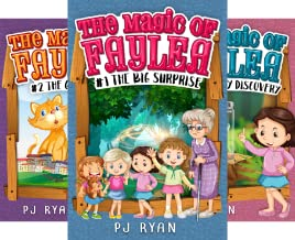 The Magic of Faylea (6 Book Series)