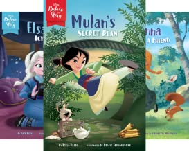 Disney Before the Story (3 Book Series)