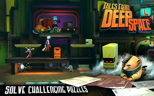 『Tales From Deep Space』の4枚目の画像