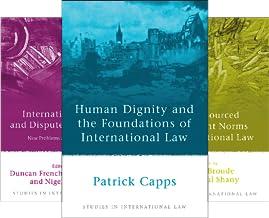 Studies in International Law (50 Book Series)