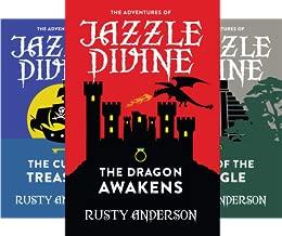 The Adventures of Jazzle Divine (4 Book Series)