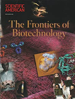 Scientific American Magazine - The Frontiers of Biotechnology - 2002