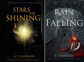 Lightbringer Trilogy (2 Book Series)
