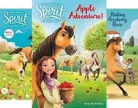 Spirit Riding Free (3 Book Series)