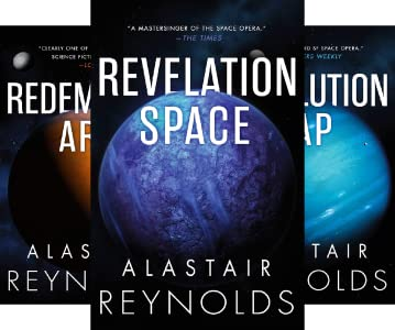 Relevation Space: The Inhibitor Trilogy