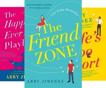 The Friend Zone Book Series by Abby Jimenez