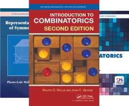 Discrete Mathematics and Its Applications (51-72) (22 Book Series)