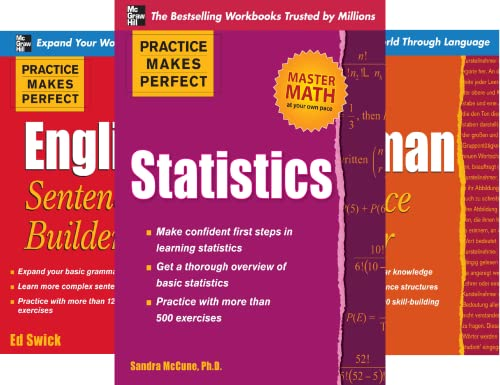Practice Makes Perfect (50 Book Series)