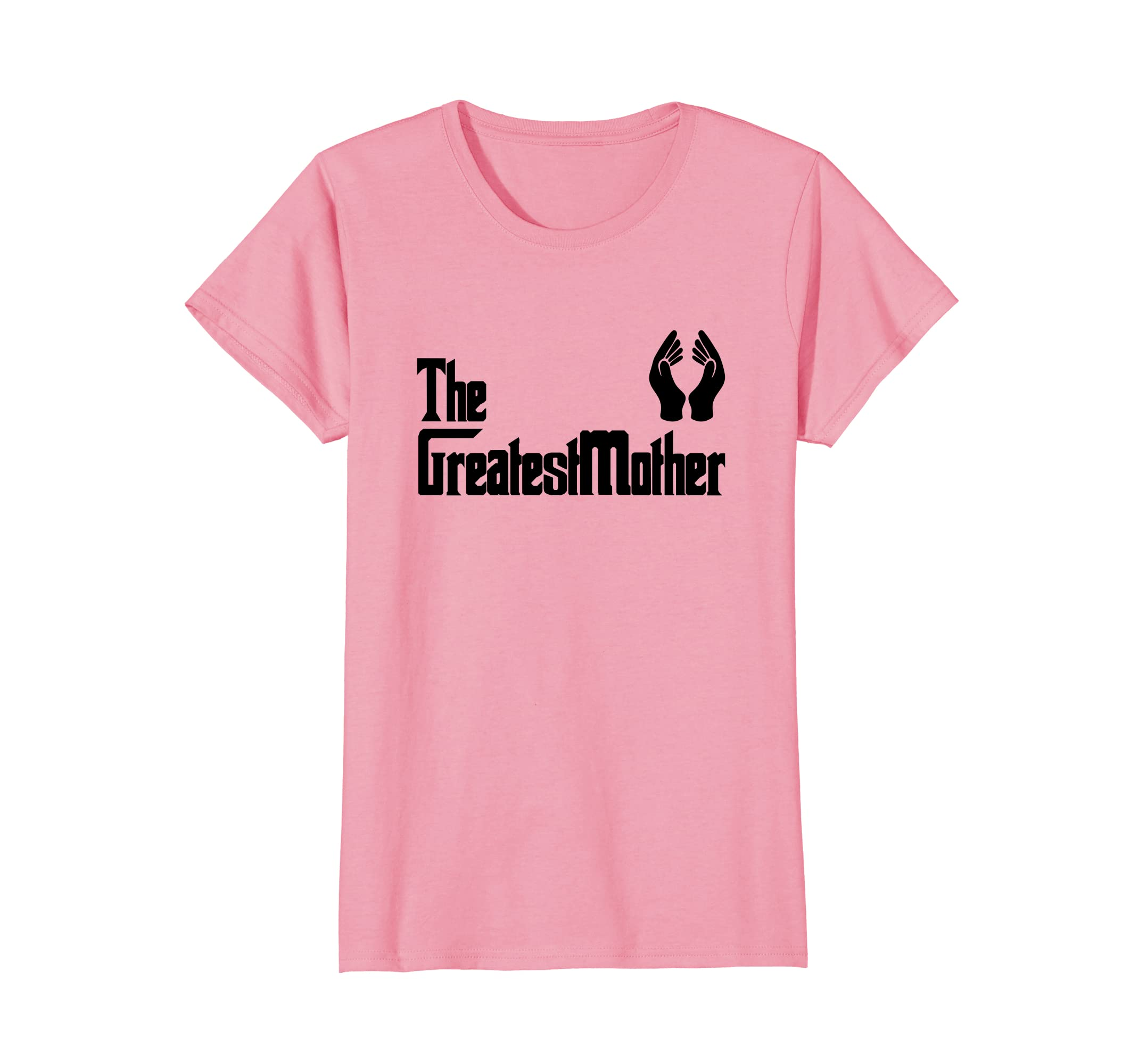 Womens The Greatest Mother caring hand of a Mother shirt-anz