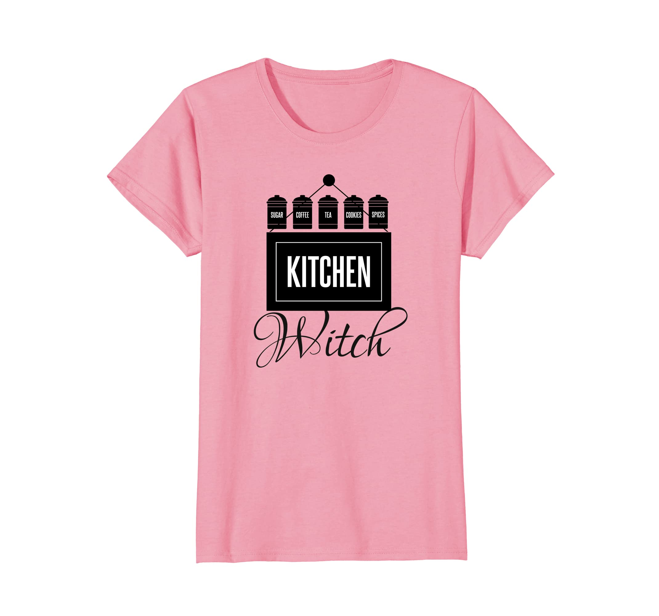Amazon com: Unisex Kitchen Witch Spices Shirt Costume Outfit Gift