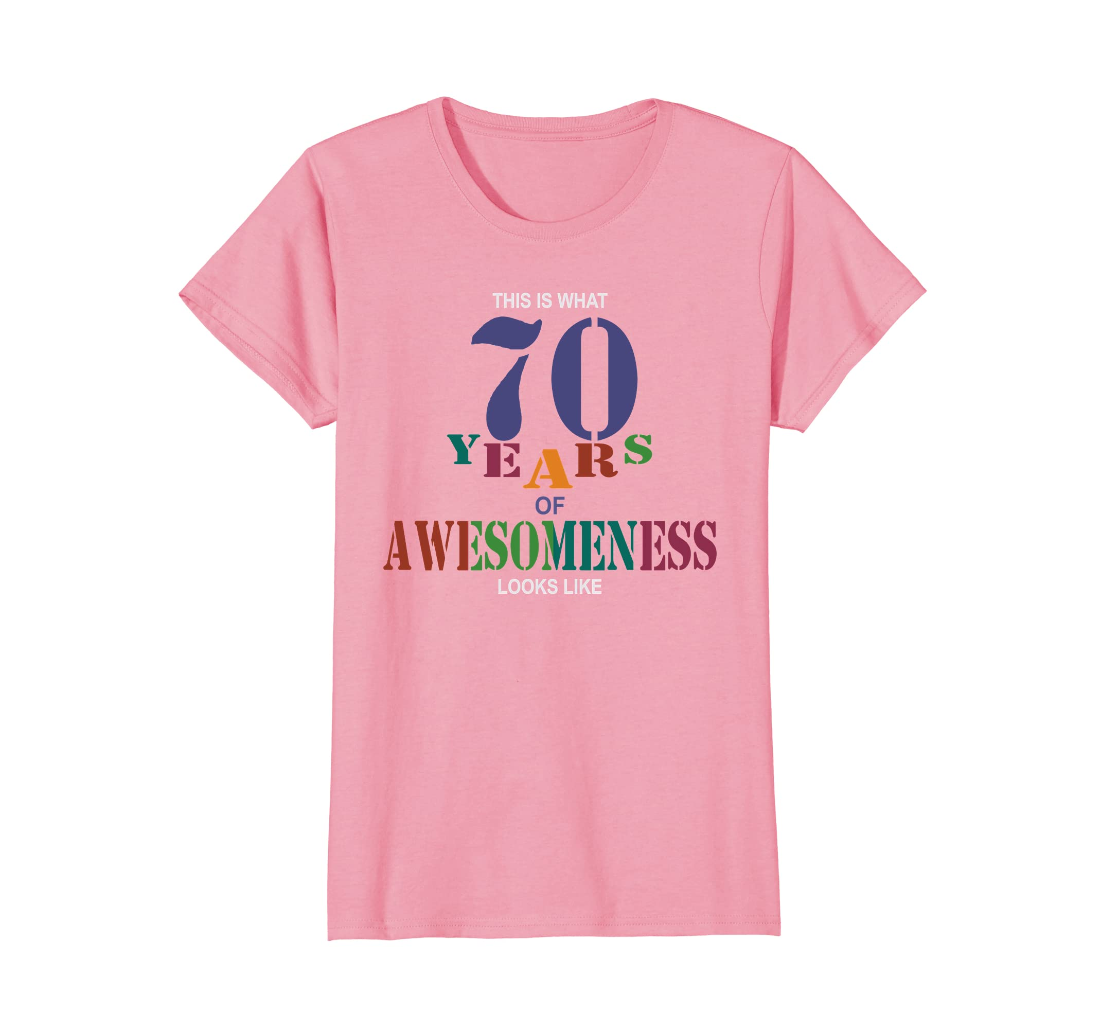 70th Birthday Gift For 70 Years Old Women Men 1948 T Shirt