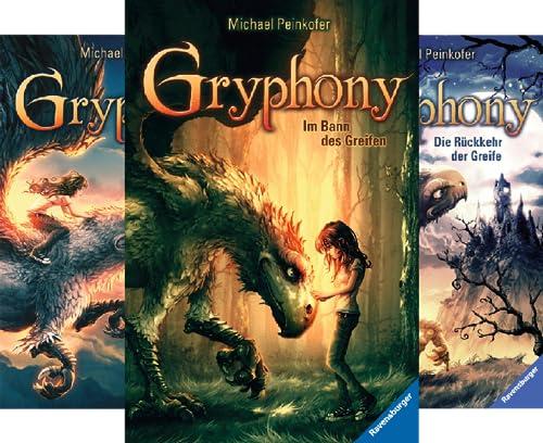 Gryphony (Reihe in 4 Bänden)