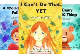 Growth Mindset Book Series (4 Book Series)