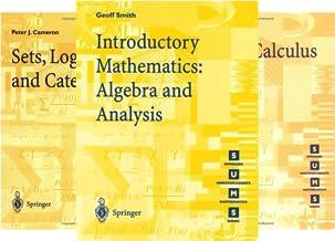Springer Undergraduate Mathematics (50 Book Series)