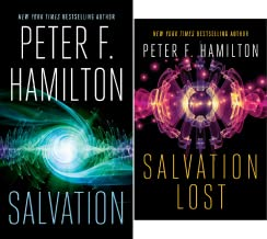 Salvation Sequence (2 Book Series)