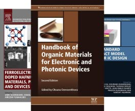 Woodhead Publishing Series in Electronic and Optical Materials (51-77) (27 Book Series)